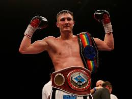 Orange Electrical proudly sponsor professional boxer Tommy Langford